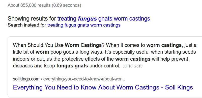 Screenshot_2020-09-11 treating fugus gnats worm castings - Google Search