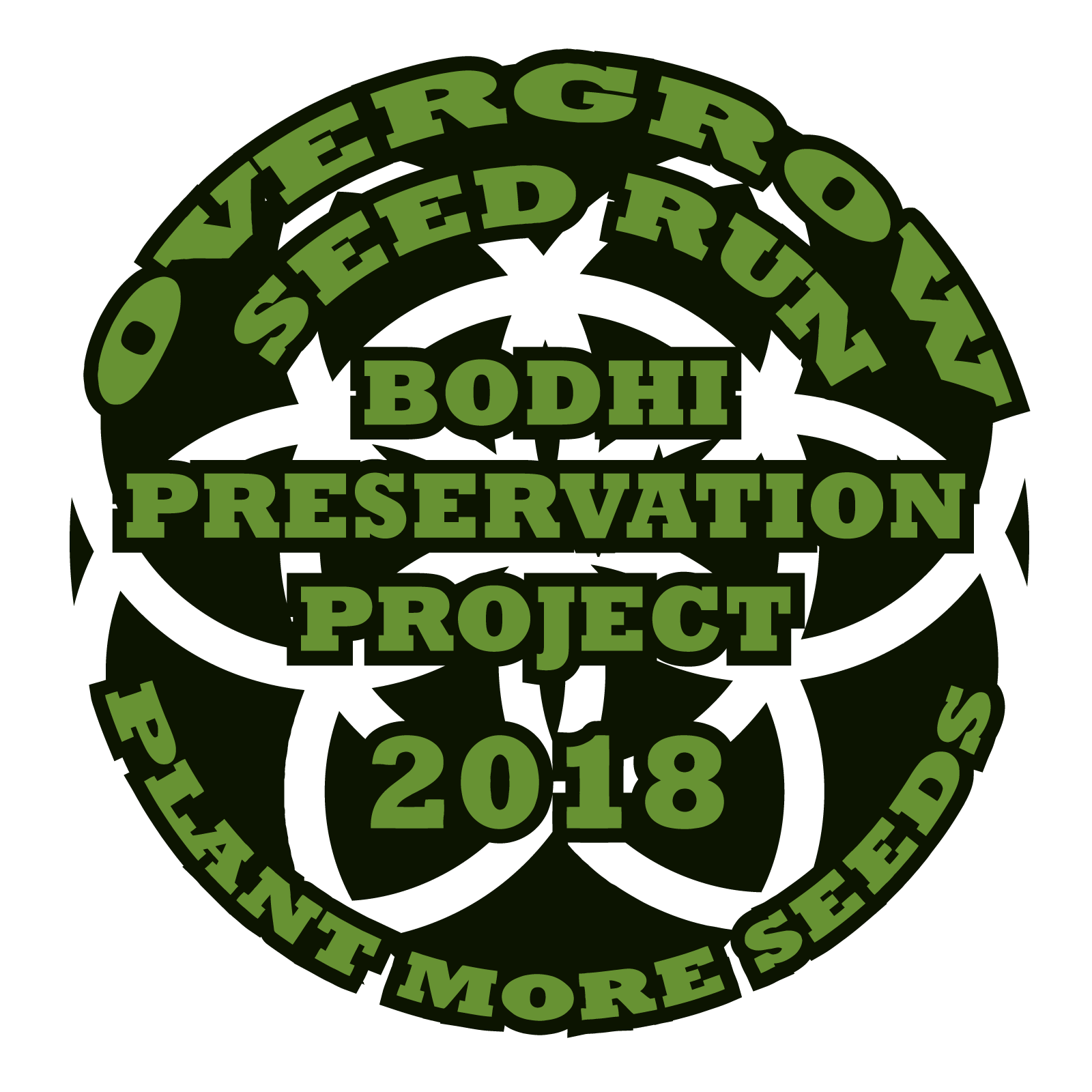 Seed Run Co-Op Bodhi Preservation Project In-house Special