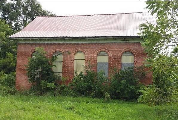 Schoolhouse Exterior 0004 02172021