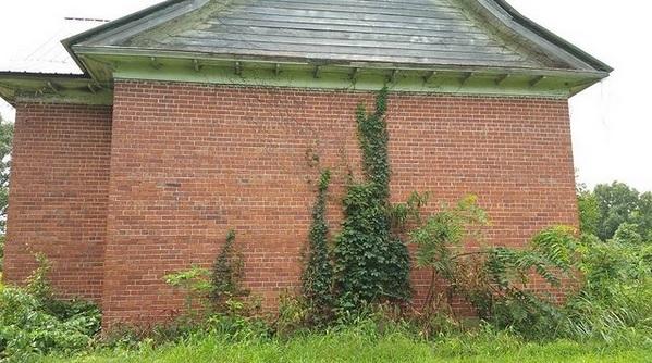 Schoolhouse Exterior 0001 02172021