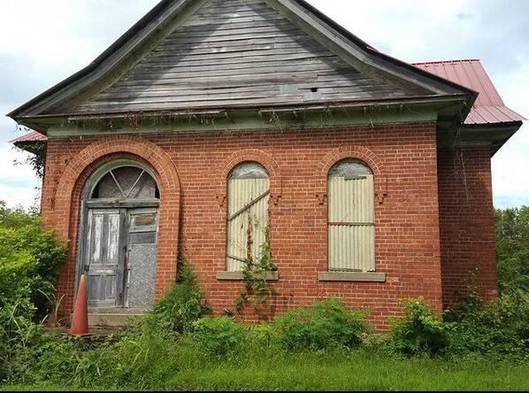 Schoolhouse Exterior 0002 02172021