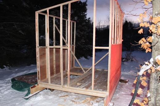 ice hut 2021020